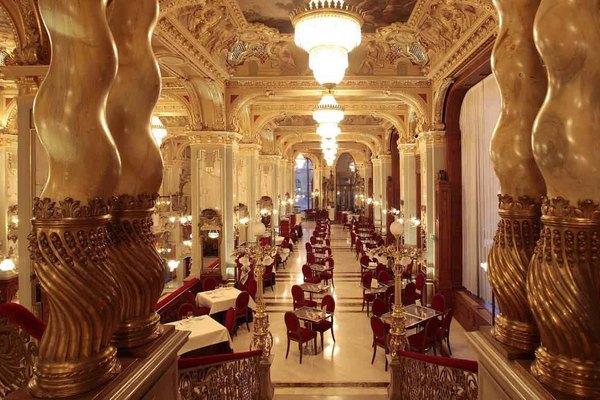 10 quán cafe xa hoa lộng lẫy nhất hành tinh