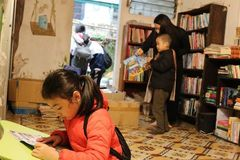 Thư viện miễn phí tại Hà Nội bị trộm gần 1.000 cuốn sách