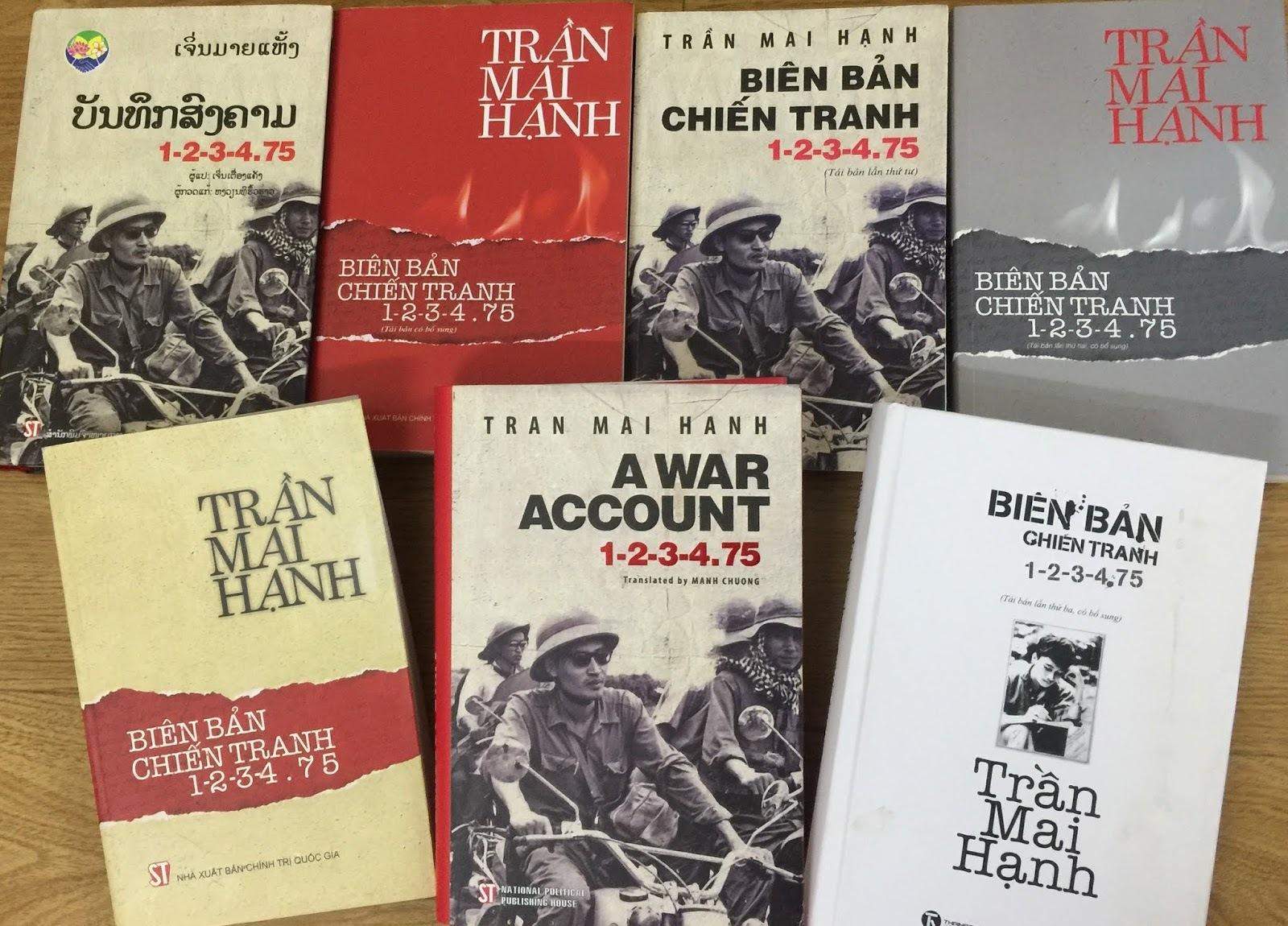 Nhà báo Trần Mai Hạnh: Sức hút lớn nhất của 'Biên bản chiến tranh' là sự thật