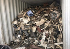 Nearly 1,100 scrap containers to be sent back