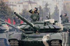 Belarus rầm rộ tổ chức kỷ niệm ngày chiến thắng phát xít