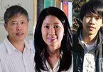 3 nhà khoa học được trao giải thưởng Tạ Quang Bửu năm 2020