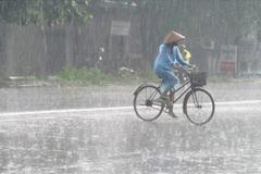 Dự báo thời tiết ngày 10/5/2020: Đón không khí lạnh, Hà Nội mưa giông