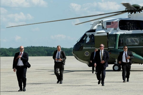 Hé lộ nhiều nhân viên mật vụ Mỹ nhiễm Covid-19