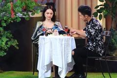 Hương Giang bối rối vì học trò cũ tỏ tình ngay trên truyền hình