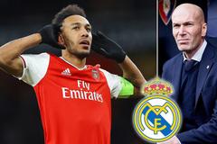 Real Madrid ra tối hậu thư, Arsenal bán gấp Aubameyang