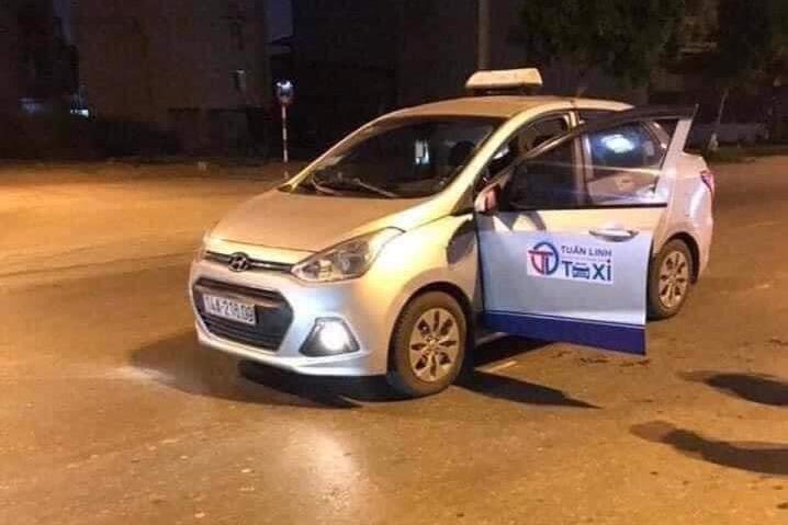 9x ở Quảng Ninh dùng dao bầu đâm tài xế taxi trong đêm