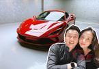 Cường Đô lakhoe được Đàm Thu Trang tặngsiêu xe 30 tỷ Ferrari F8 Tributo