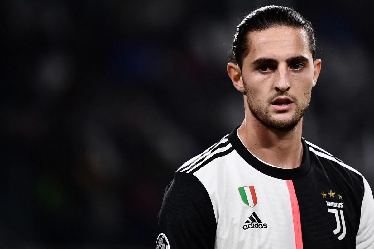 Juventus tống khứ 'ông kễnh' Rabiot sang MU