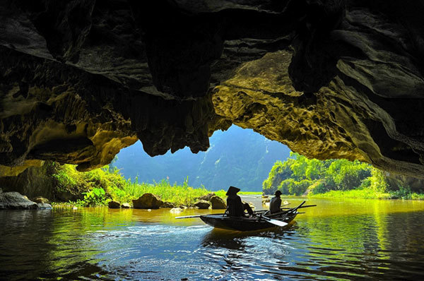 Peace for the soul in Tam Coc