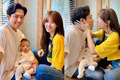 Trấn Thành - Hari Won ra dáng 'bố mẹ bỉm sữa'
