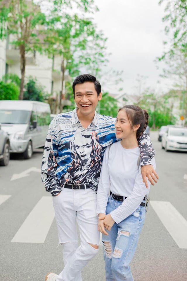 Hotgirl Trần Vân nói về chuyện phim giả tình thật với Xuân Nghị