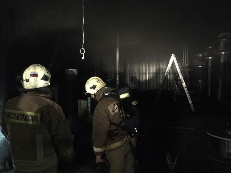 Cháy nhà dưỡng lão ở Nga, 10 người chết