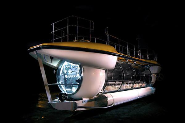 Sắp có tàu ngầm vô cực như phim Aquaman ở Vinpearl Nha Trang