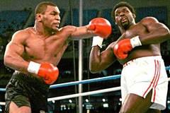 Video những cú đấm kinh hồn bạt vía của Mike Tyson