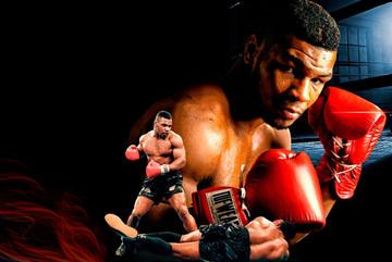"""Mike Tyson tái xuất: Huyền thoại """"tay đấm thép"""""""