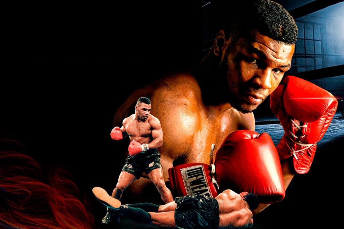 Mike Tyson tái xuất: Huyền thoại 'tay đấm thép'