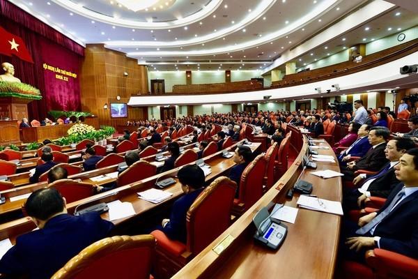 Trung ương 12 bàn công tác nhân sự khóa 13, bầu cử ĐBQH khóa 15