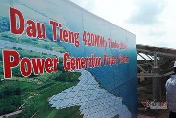 Thâu tóm nguồn điện vô tận Việt Nam, đại gia ngoại tham vọng lớn