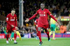 Liverpool trả lương cực khủng giữ chân Sadio Mane