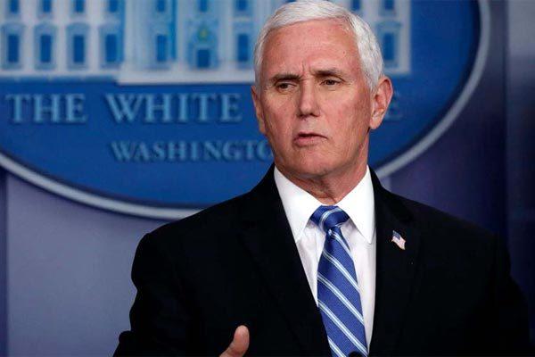 Mỹ phủ nhận tin phó tổng thống phải tự cách ly vì Covid-19