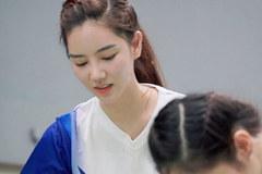 Nhan sắc mê đắm của 'ngọc nữ làng cầu lông Thái Lan'