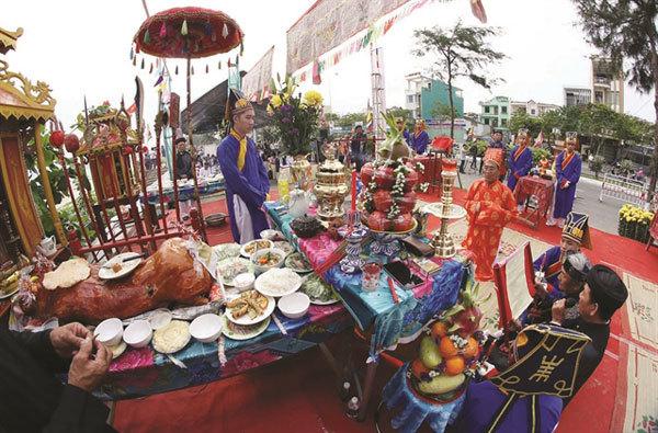 Da Nang,fishing villages,Nam O Village,fish baskets