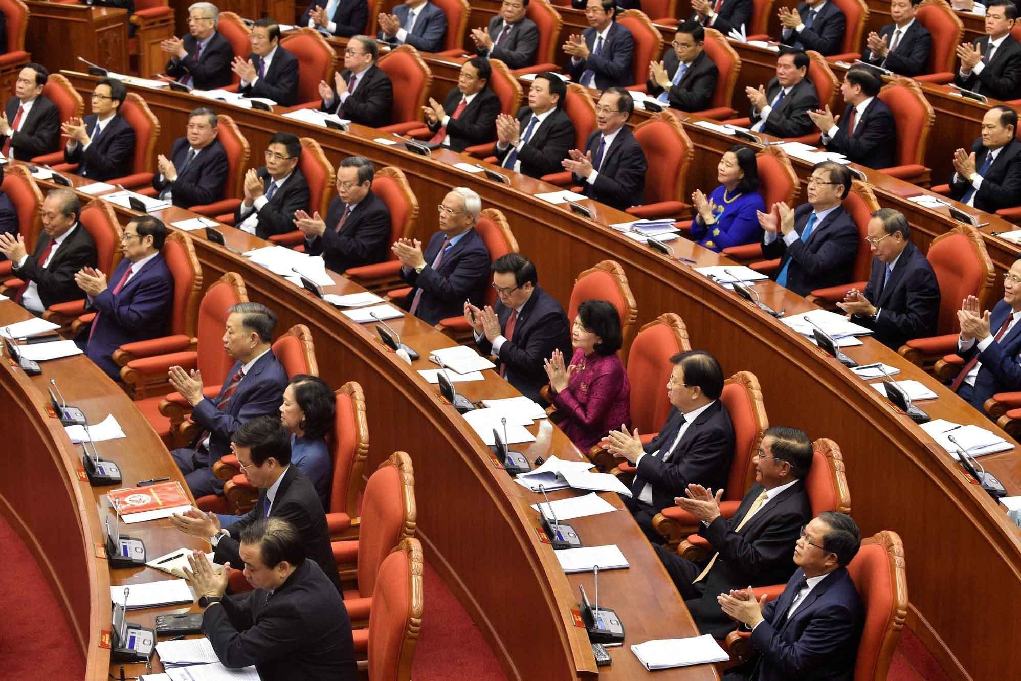 Trung ương thảo luận phương hướng bầu cử đại biểu Quốc hội khoá mới