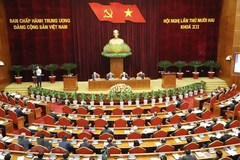 Party Central Committee convenes 12th plenum