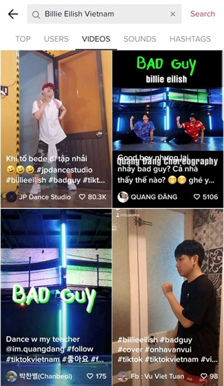Vietnamese teens spread love for music idol