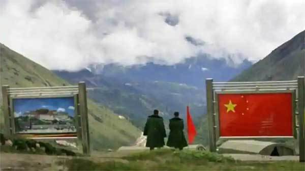 Cận cảnh nơi vừa xảy ra đụng độ giữa binh lính Trung Quốc và Ấn Độ