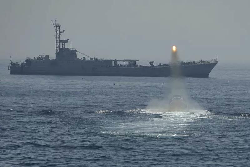 Iran xác nhận 19 người chết vì 'quân ta bắn quân mình' trên biển
