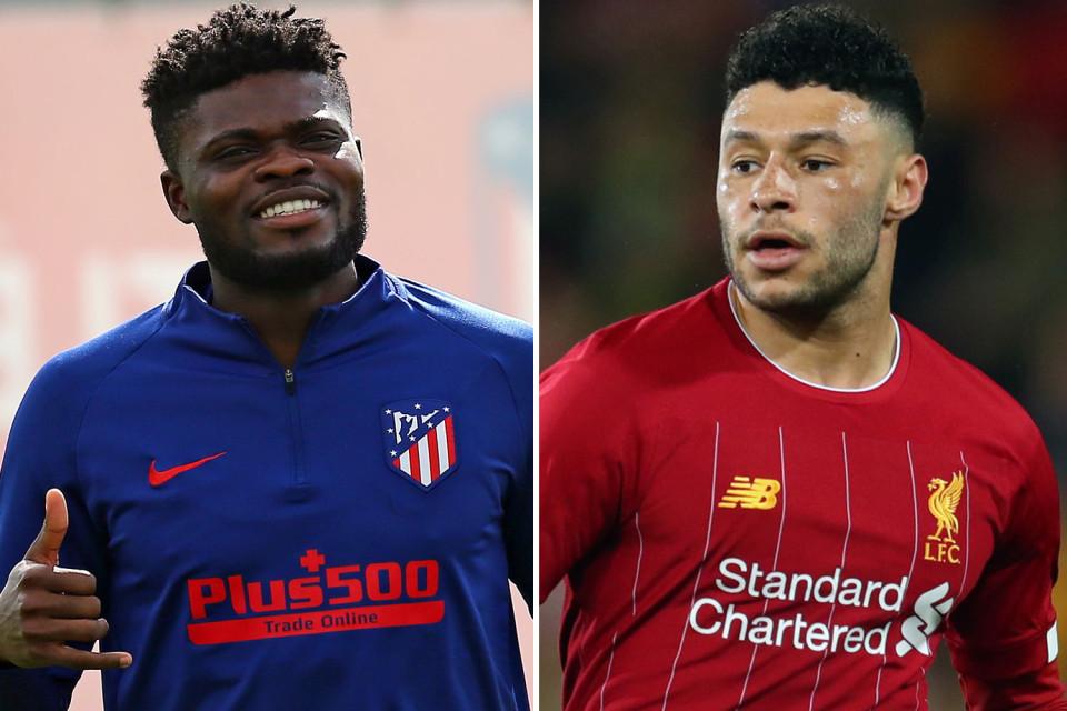 Kế hoạch đổi người táo bạo của Atletico và Liverpool