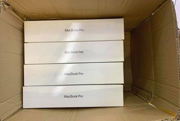 MacBook Pro 2020 về Việt Nam với giá khủng, từ 34 - 75 triệu
