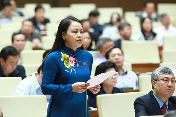 Nữ Bí thư Tỉnh ủy Ninh Bình chuyển sinh hoạt đoàn đại biểu Quốc hội