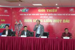 Giải xe đạp Cúp TH TPHCM 2020: Gấp nhưng sẽ chất