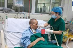 Từng 3 lần ngừng tim, bệnh nhân Covid-19 điều trị lâu nhất hồi phục