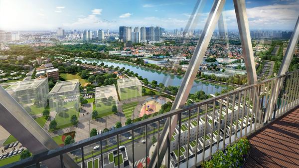 Mở bán tòa căn hộ view hồ đẹp nhất dự án The Terra - An Hưng