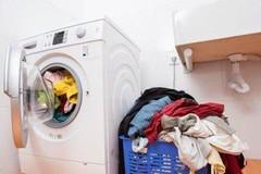 Mẹo nhỏ giúp chị em dùng máy giặt thoải mà vẫn tiết kiệm