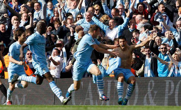 Ngày này năm xưa: Man City qua mặt MU, vô địch siêu kịch tính