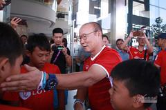 HLV Park Hang Seo ấp ủ mở học viện bóng đá tại Việt Nam