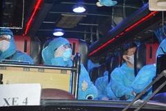 274 công dân Việt Nam trở về từ Malaysia âm tính nCoV