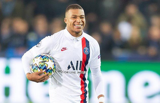 Mbappe hãnh diện khi Liverpool xúc tiến chuyển nhượng