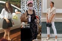 Dàn mỹ nhân Việt bị chê 'ngoại hình xuống cấp' khi để lộ thân hình tong teo toàn xương với da