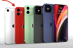 iPhone 12 có phiên bản nhỏ hơn iPhone SE 2020?
