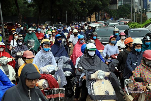 Dự báo thời tiết ngày 13/5/2020: Hà Nội mưa giông rải trác