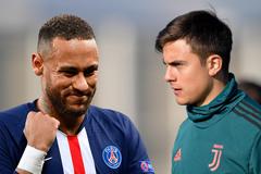 Juventus đi nước cờ Dybala, lấy Neymar trên tay Barca