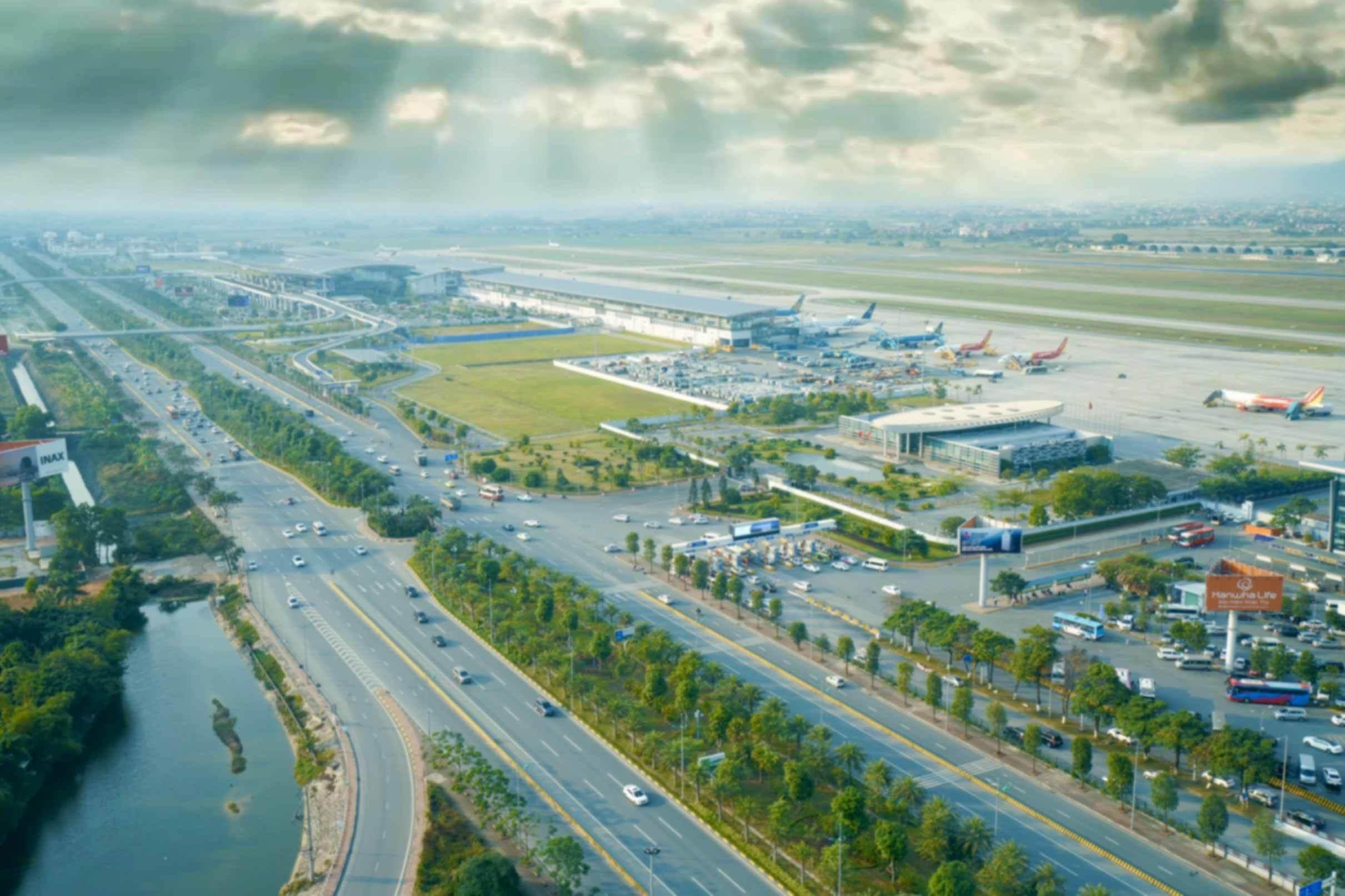 Nội Bài lần thứ 5 liên tiếp lọt top 100 sân bay tốt nhất thế giới