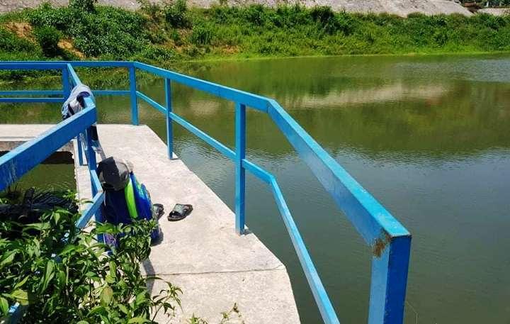 Tắm hồ sau khi tan trường, một học sinh lớp 2 chết đuối