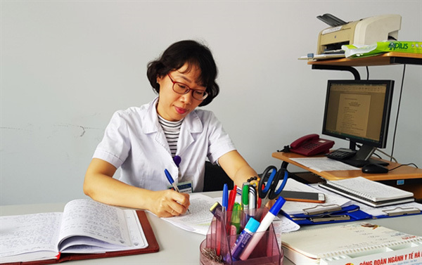 Devoted doctor in the fight against COVID-19